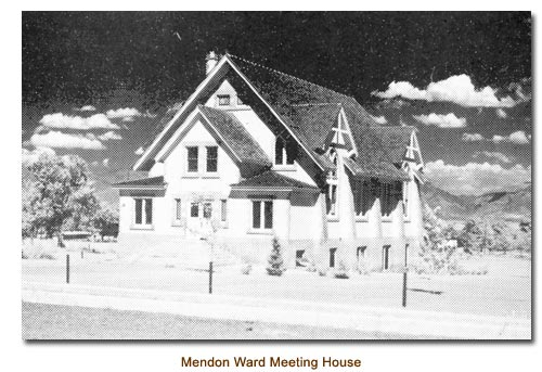 Mendon Ward Meeting House