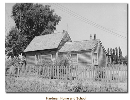 Hardman Home and School