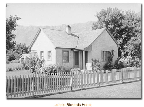 Jennie Richards Home