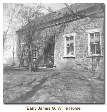 Early James G. Willie Home