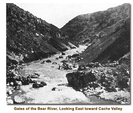 Gates of the Bear River