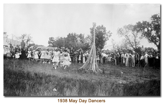 1938 May Day Dancers