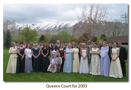 2003's May Day Court