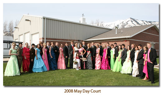 2008 May Day Court