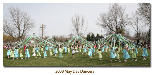 2008 May Day Dancers