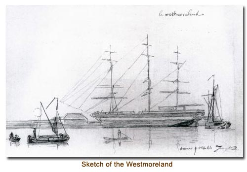 Sketch of the Westmoreland